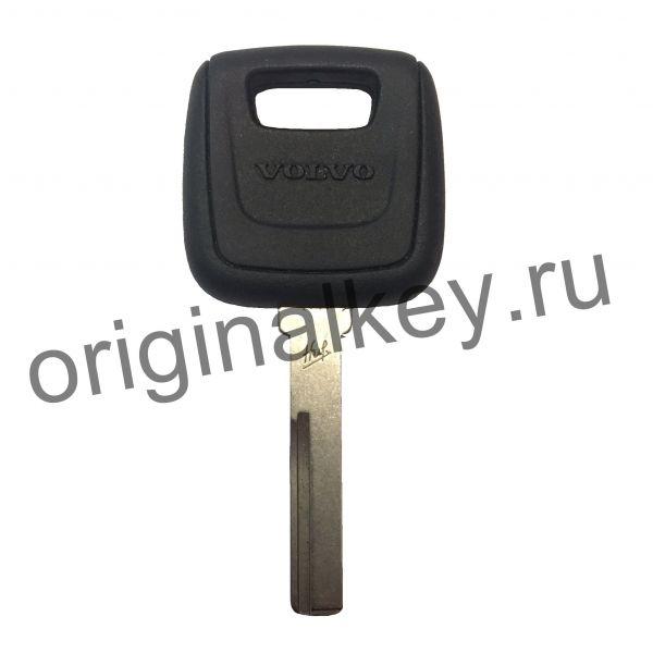 Оригинальная заготовка ключа Volvo. ID 33