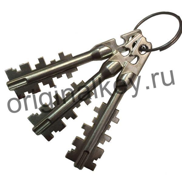 Секретная часть ключа для замка Sargent and Greenleaf 6680.3 bits